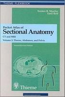 T. Moeller, E. Reif Pocket Atlas of Sectional Anatomy: Vol.2 Thorax, Abdomen and Pelvis. 2001 год